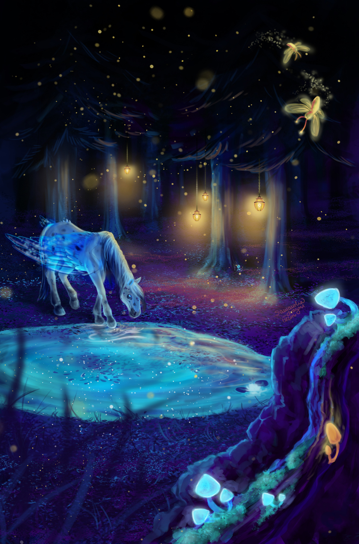 ArtBid: Magical Forest