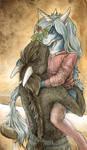 Gift: Christmas for Two by Samantha-dragon