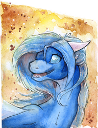 Happy Sam by Samantha-dragon