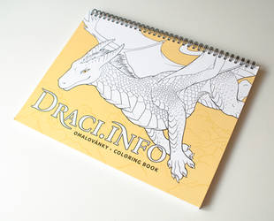 Coloring book by Samantha-dragon