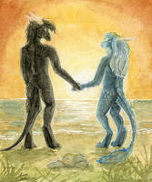 #holding_hands by Samantha-dragon