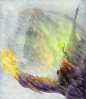 Contest/Event: Furious Blizzard