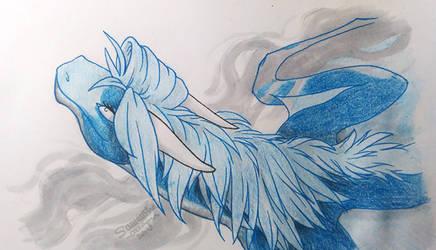 InkTober #2: Wisp
