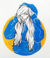 InkTober #3: Bulky