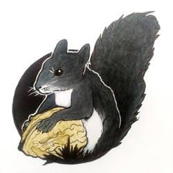 InkTober #6: Rodent