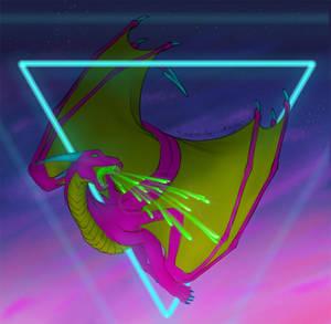 ArtFight #10: Cyberprincess