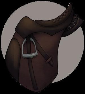 Crafted: Rinitos saddle