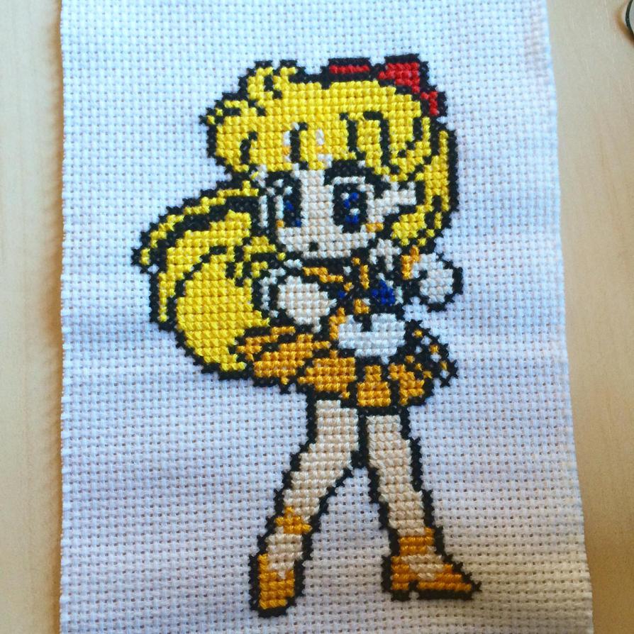 Sailor Venus by safi-chan