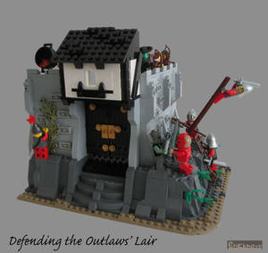 Defending the Outlaws' Lair