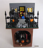 Trick Or Treat! ... Or Trap? by Bricknave