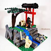 Torii Trail by Bricknave