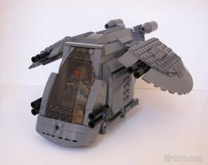 GRY-1's Gunship