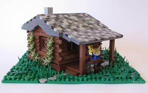 Cabin by Bricknave