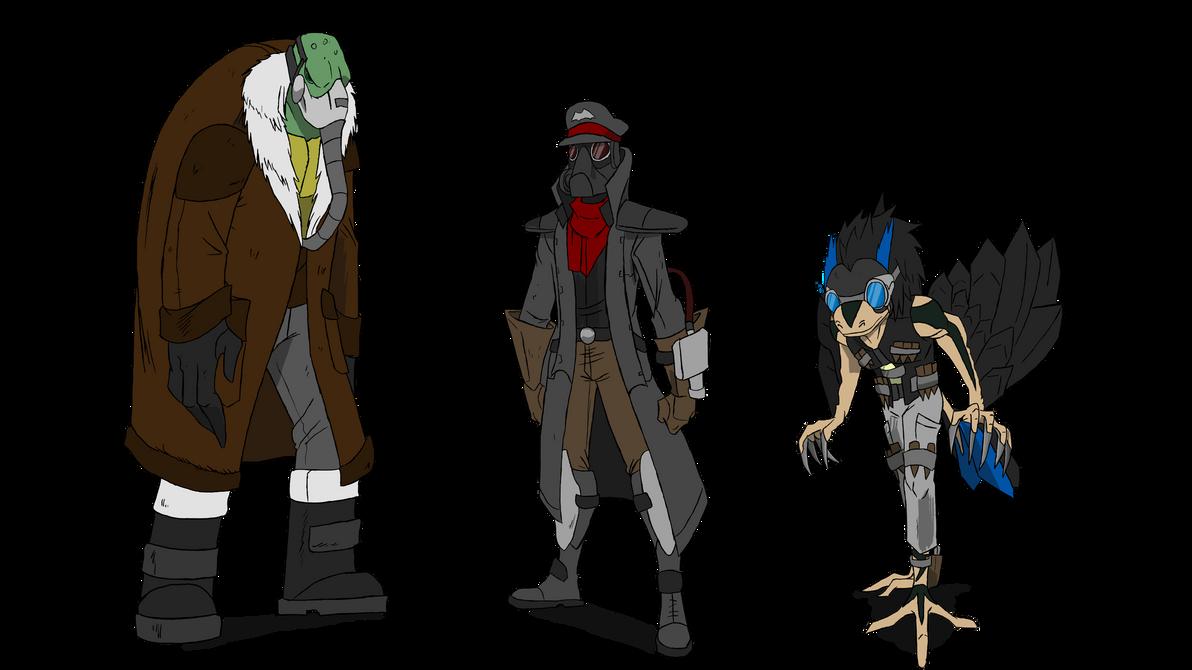 The Baron and his Raptors