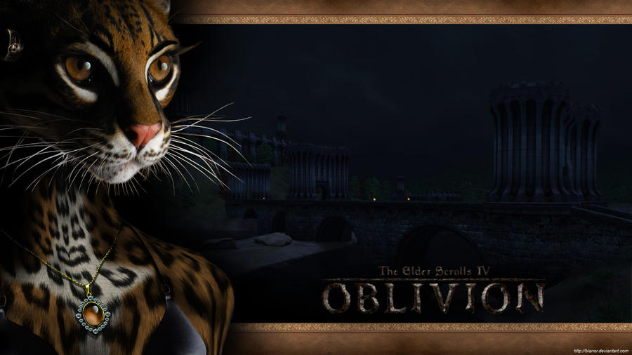 Oblivion Wallpaper 1920x1080 By Bianor