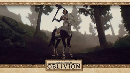Oblivion centaurs wallpaper