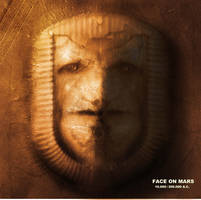 Face on Mars by Jubran