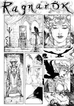 Ragnarock page art