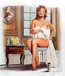 Red Hair Marilyn