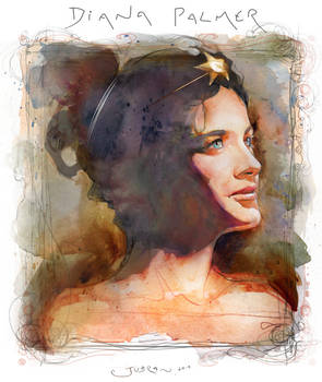 Wonder Woman 2014..Diana Palmer