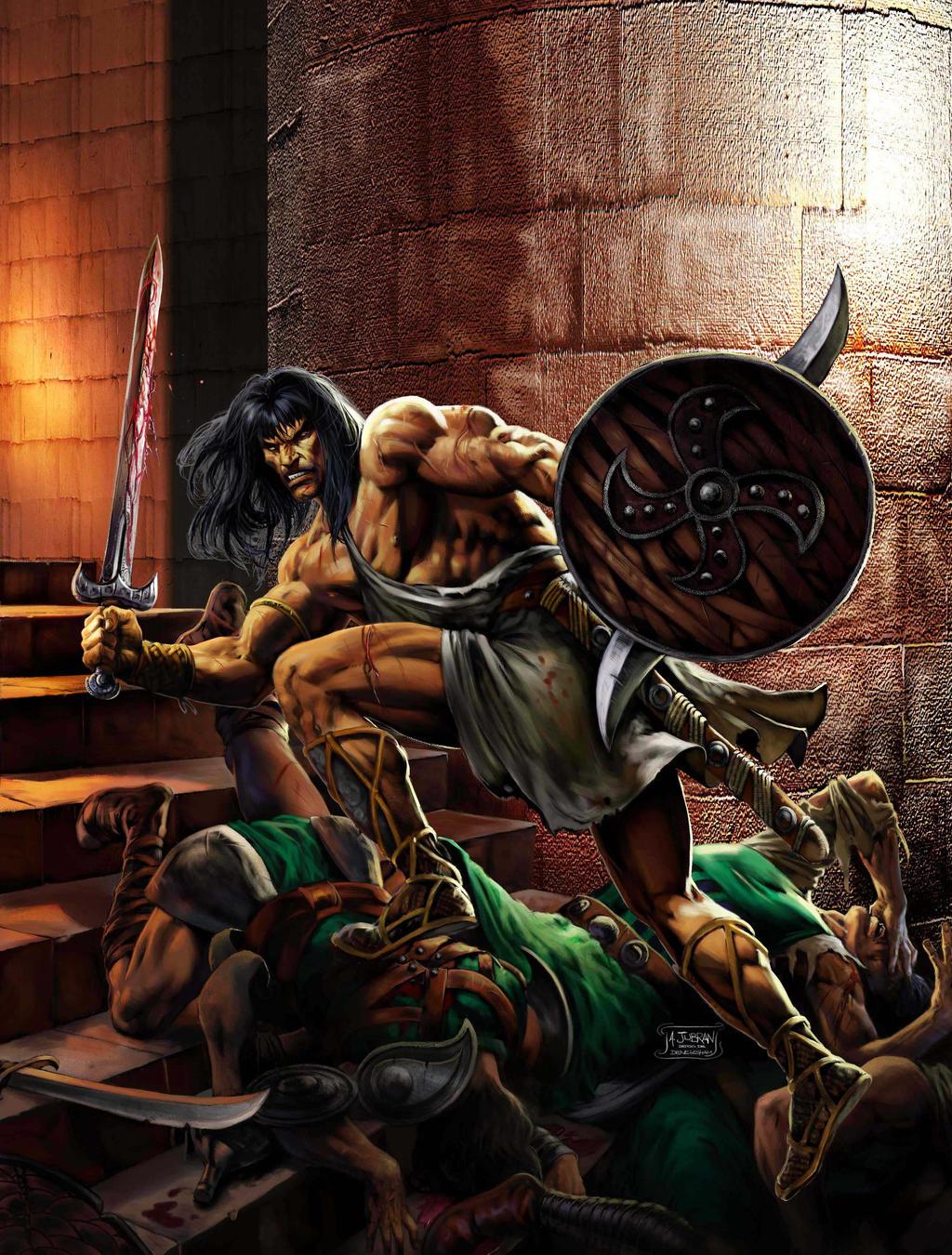 Conan revenge