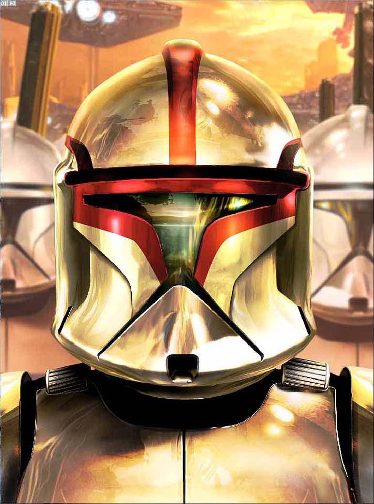 clone wars by Jubran