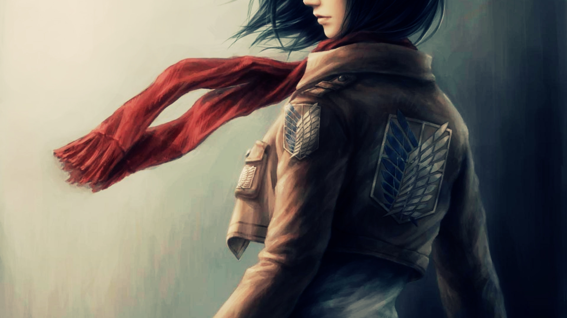 Mikasa Ackerman By Themikoyt On Deviantart