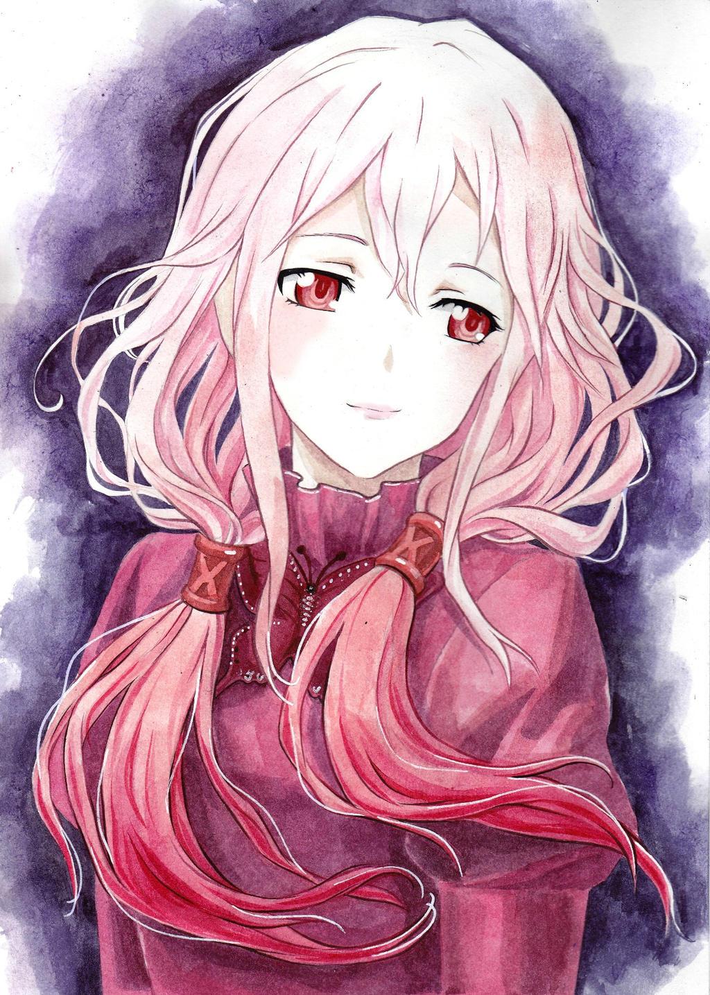 inori yuzuriha by assassinwarrior - photo #18