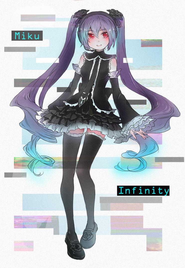 Miku infinity ver. by AnALIBI