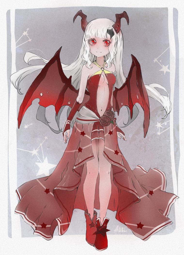 Original character by AnALIBI