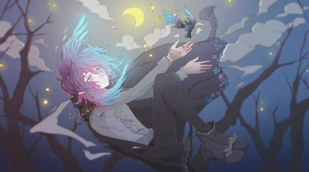 Imagine Dragons Dream humanisation by AnALIBI