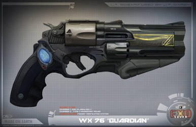 Exo Squad: Guardian WX 76