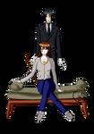 Zara and Sebastian