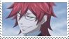 Grell Sutcliff Stamp by Wolven-Sorceress