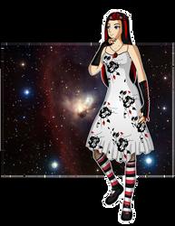 Halloween Request 1 - SailorSunPhoenix by Wolven-Sorceress