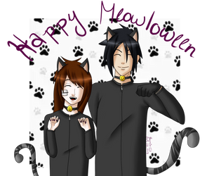 Halloween Request 5 - HinataFox790 by Wolven-Sorceress