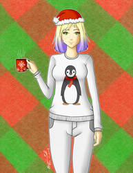 Christmas Request .:.ThePinkWater.:. by Wolven-Sorceress