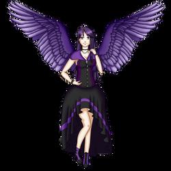 DarkLisa4dawin Request by Wolven-Sorceress