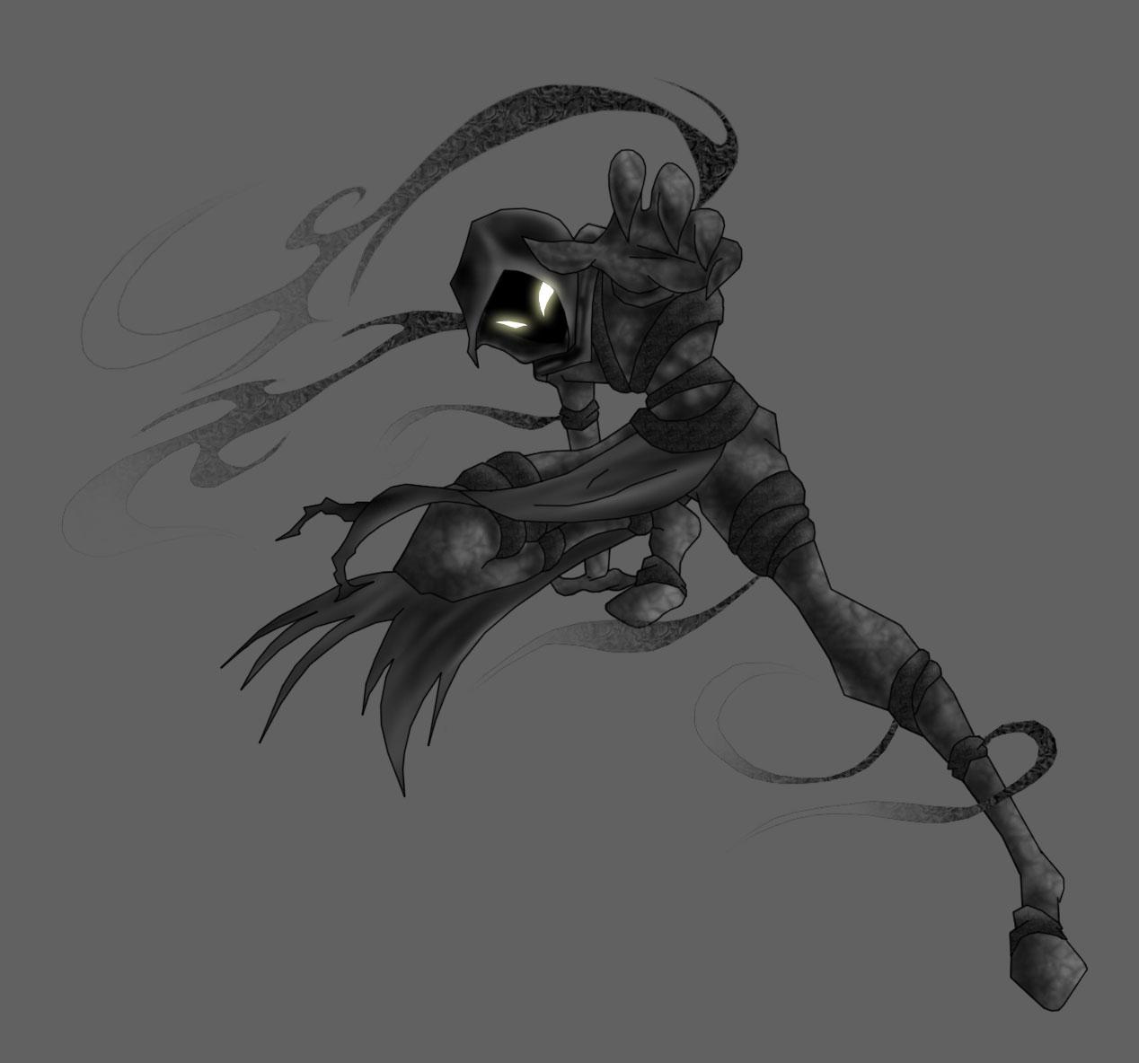 Арт демонесса