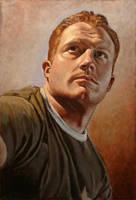 Self Portrait by infernovball