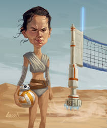 The Force Awakens - VB-8 Droid