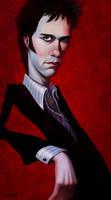 Rufus Wainwright by infernovball