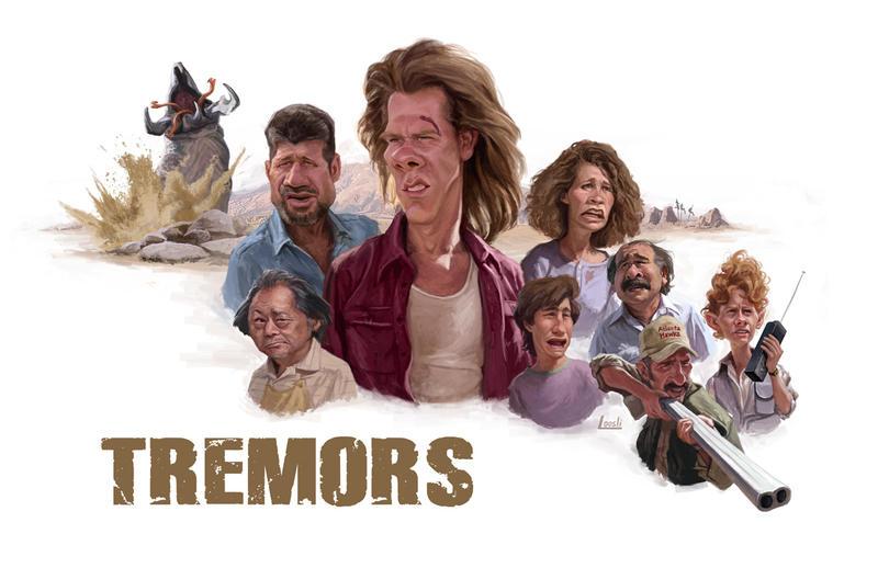 Tremors by infernovball