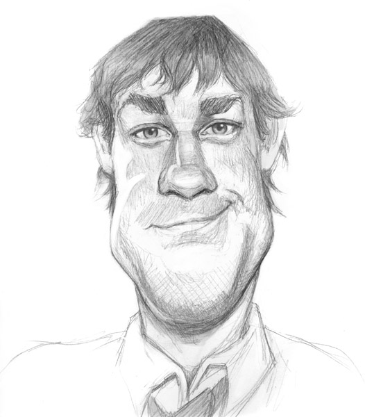 Jim Halpert by infernovball