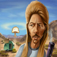 Joe Dirt by infernovball