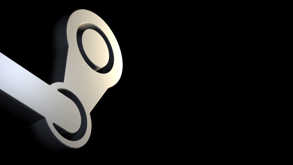 3D_Steam_Logo by SirLavaH on DeviantArt