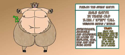 Pablok's Refsheet!