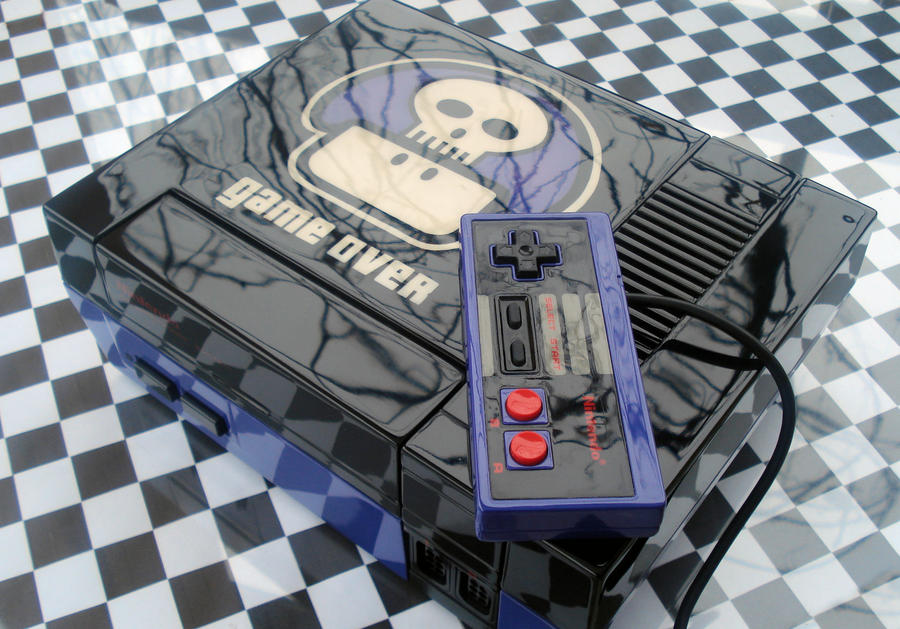Custom NES by Zoki64