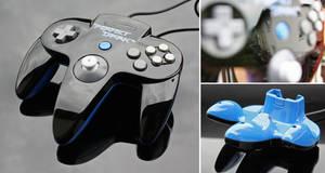 Custom Perfect Dark N64 controller