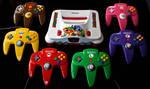 custom Mario Party N64 set